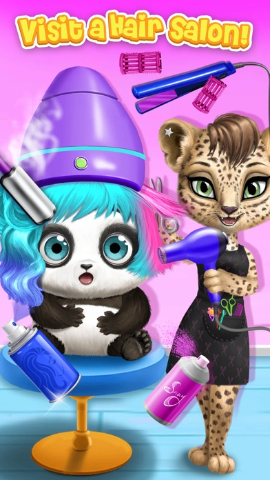 Panda Lu Baby Bear City screenshot 4