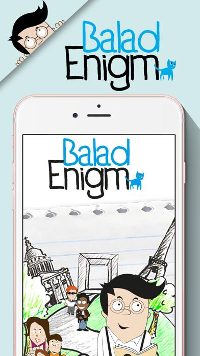 BaladEnigm screenshot one