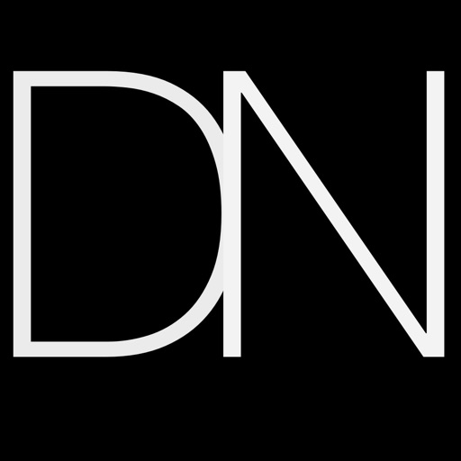 Dark Notes iOS App