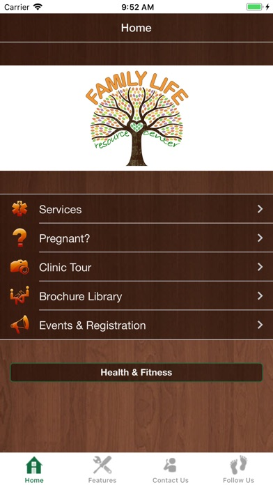 Screenshot #2 for Family Life Resource Center