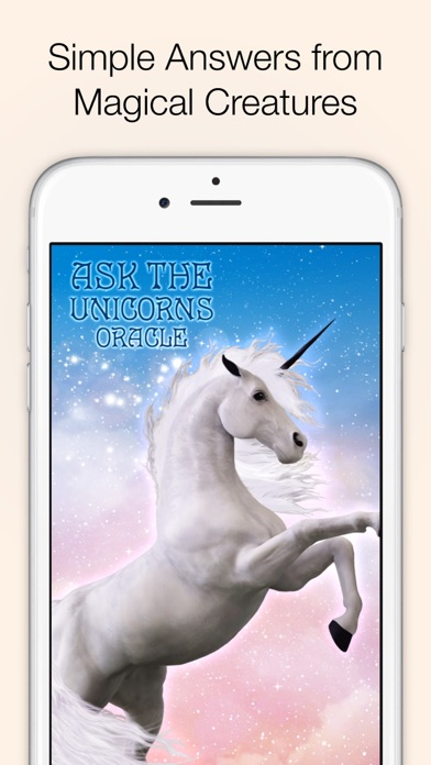 Ask the Unicorns Oracle Cards screenshot 1
