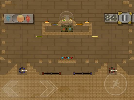 Игра Огонь и Вода Online 2 игра