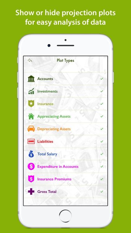 MyWealth Suite screenshot-4