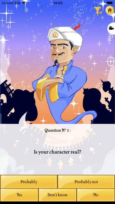 Download Akinator for Pc