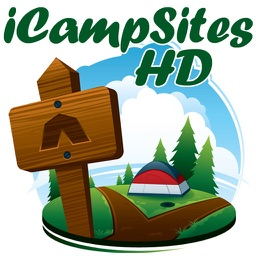 iCampsites HD - Campsites & Stopovers