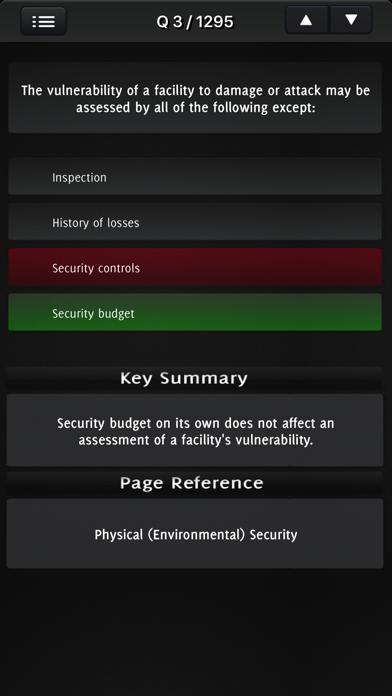 CISSP Exam Questions screenshot 4