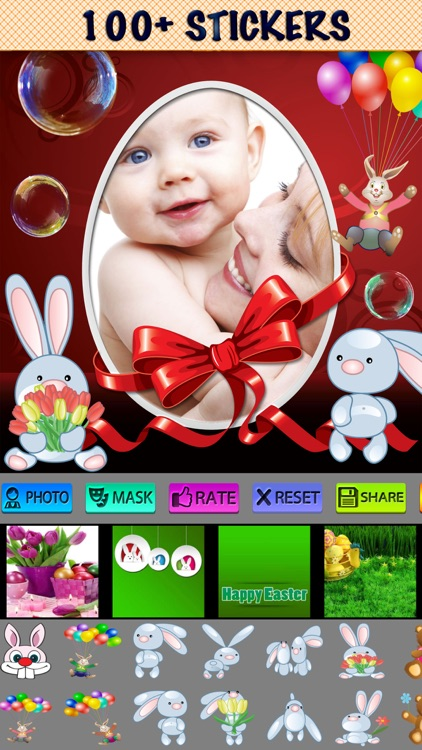 Easter Photo Frames HD