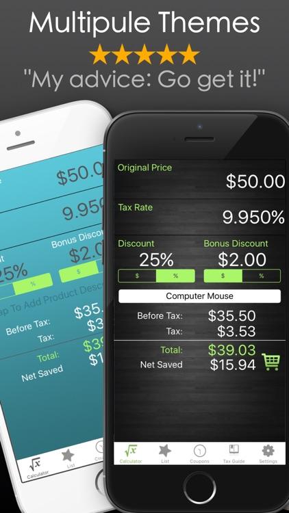 Discount Percentage Calculator screenshot-4