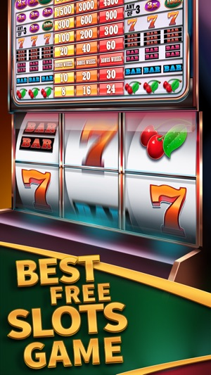 Best free slot machine app for ipad metric slotted spring pin
