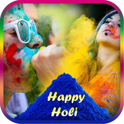 Holi Photo Editor