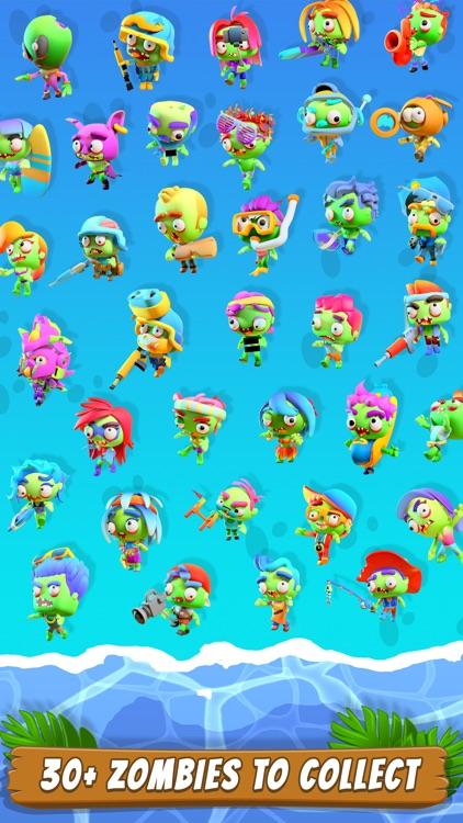 Zombie Beach Party screenshot-5
