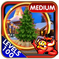 Activities of Northpole Hidden Objects Games
