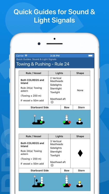 Navigation Rules Pro screenshot-4