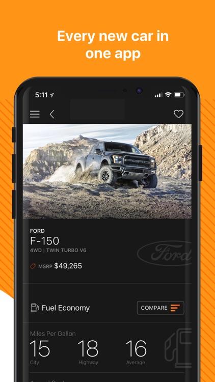 SPIN - Car Buying App