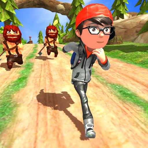 Super Kids Jungle Run 2018 iOS App