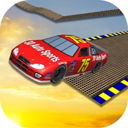 Extreme City Roof jumping Car Stunts Game 3D 2017