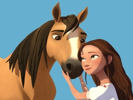 If you and your friends call yourself the PALs, it's probably time you get these Spirit Riding Free iMessage stickers
