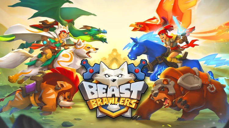 Beast Brawlers screenshot-0