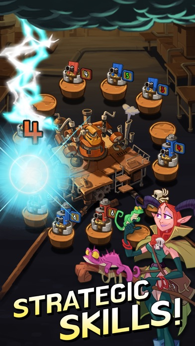 Dice Brawl: Captain's League screenshot 3