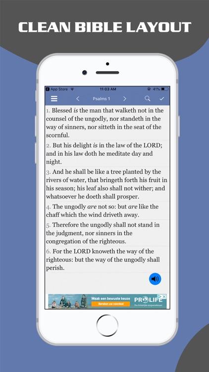 Proverbs & Psalms - King James
