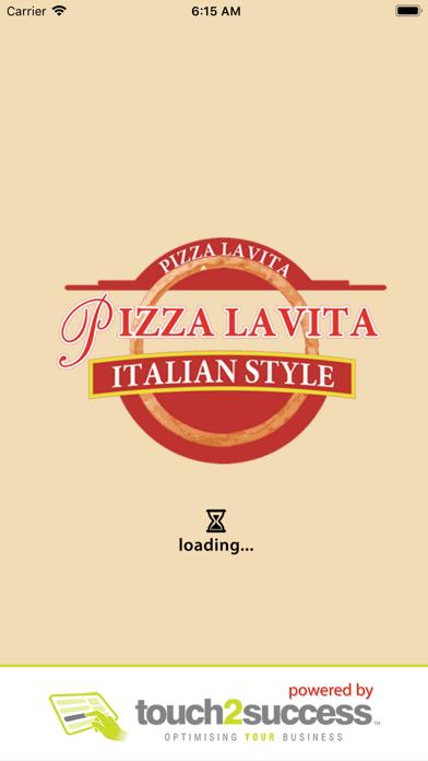 Pizza Lavita Bath screenshot one