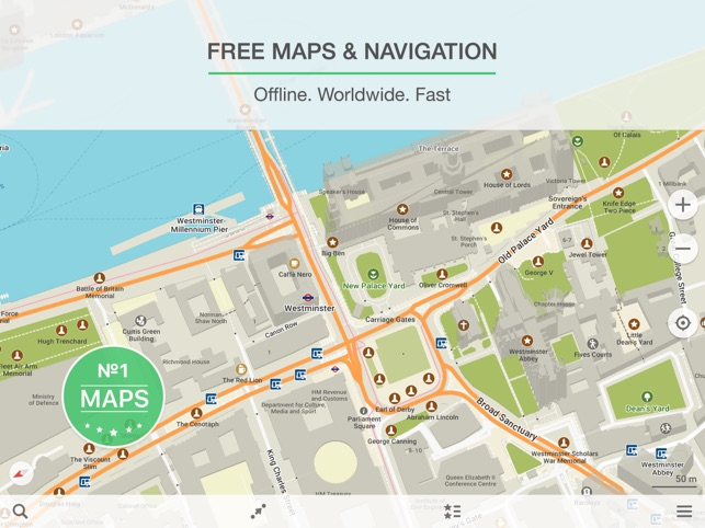 Maps offline map nav on the app store stopboris Images