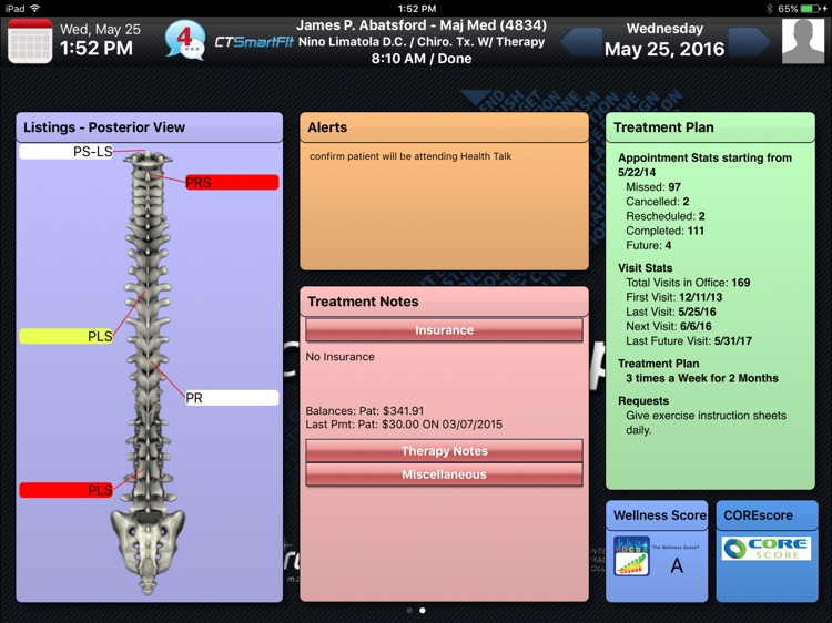 CT Provider Mobile 7.0 screenshot-3