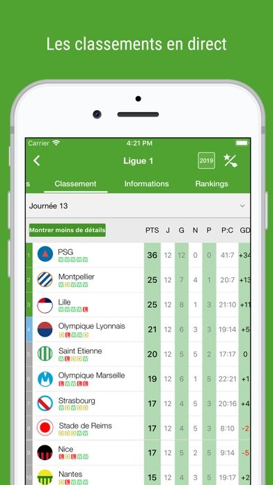 download BeSoccer Pro apps 1