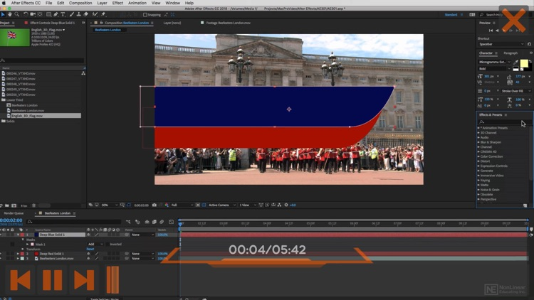 Course for After Effects CC screenshot-3