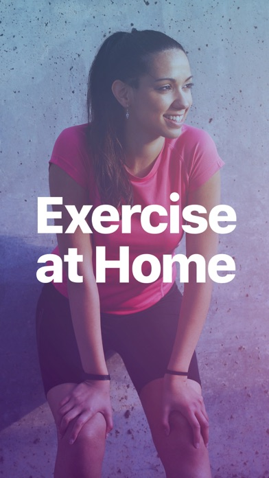 Sweat it App - Female Fitness screenshot