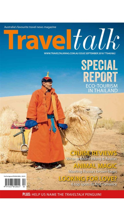 Traveltalk Magazine