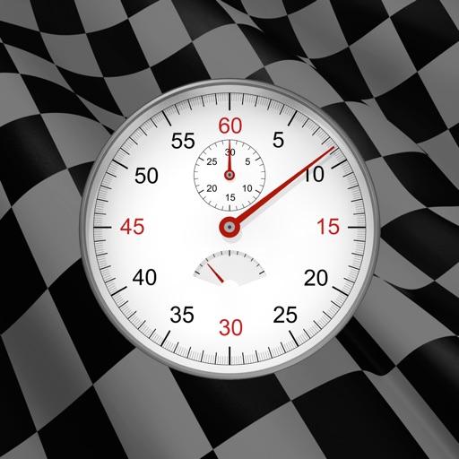 TrackStats - Race Timer
