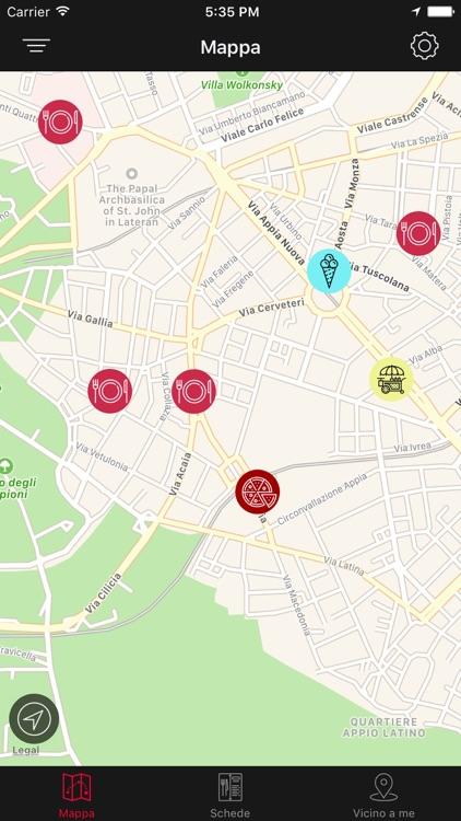 I migliori ristoranti di Roma screenshot-3