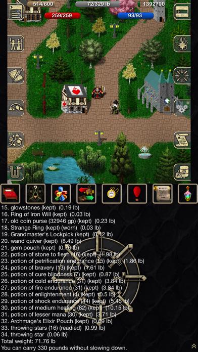 Wyvern screenshot one