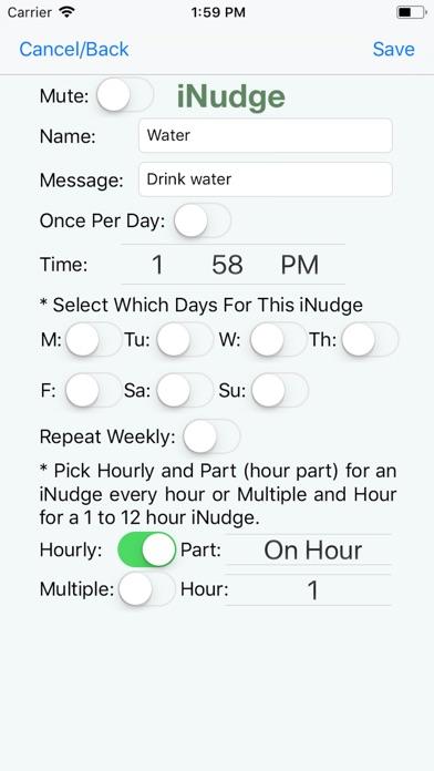 iNudge screenshot #6