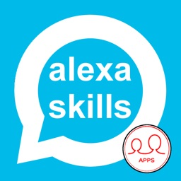 Skills for Amazon Alexa App