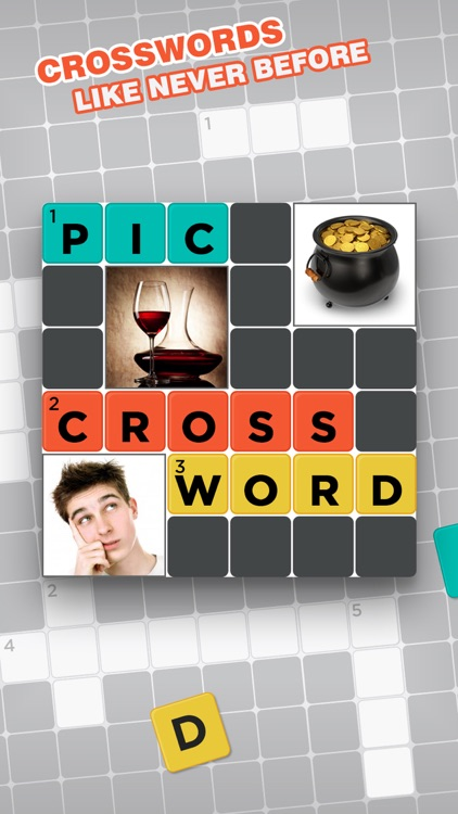 Pic Crossword Puzzles and Quiz screenshot-3
