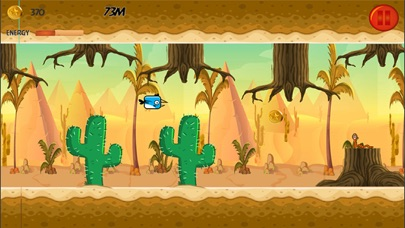Fly Birdy screenshot one