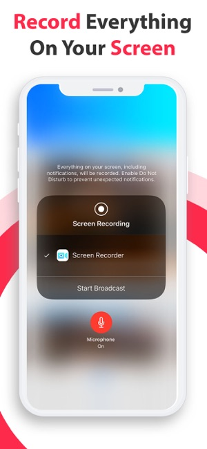 Screen Recording Video Capture on the App Store