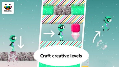 Screenshot for Toca Blocks in United States App Store