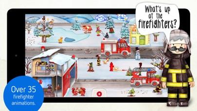Tiny Firefighters - Kids' App Screenshots