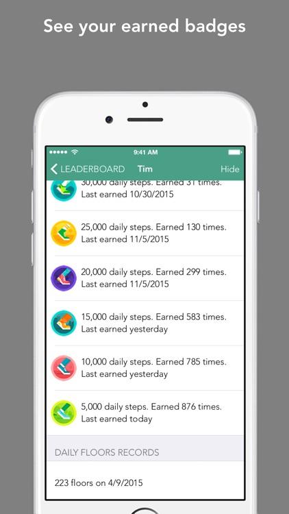 Leaderboard: Fitbit rankings