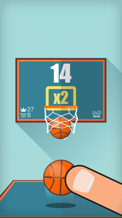 Basketball FRVR - Shoot Hoops screenshot-4