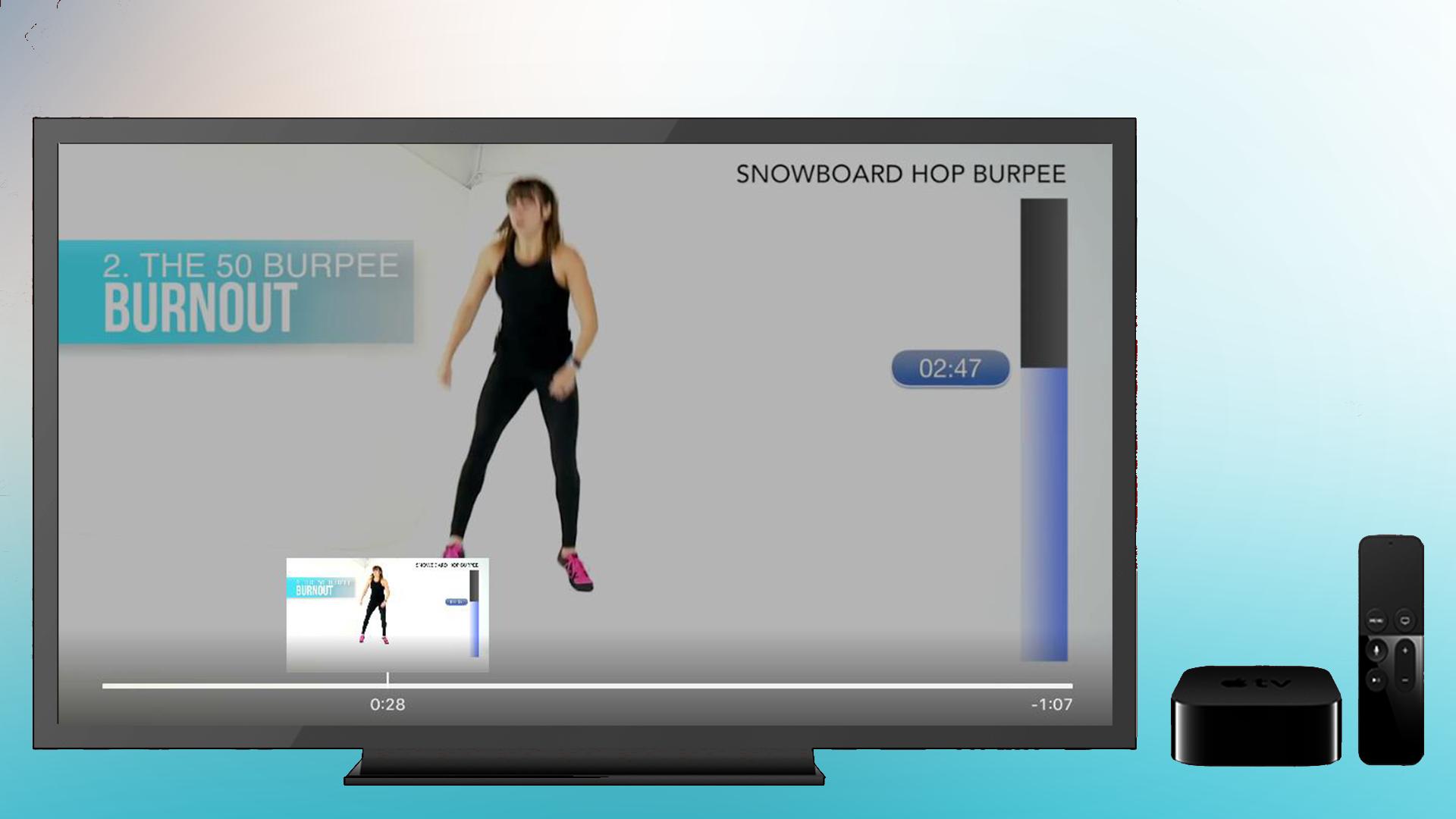 Workout For Seniors screenshot 4