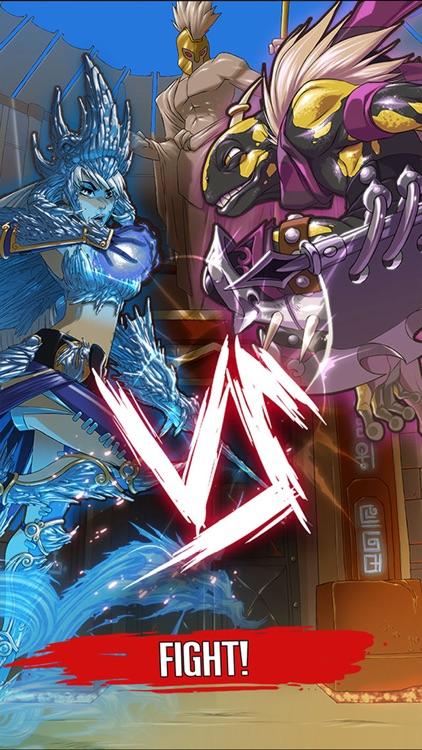 Eredan Arena - PVP Heroes battles screenshot-4