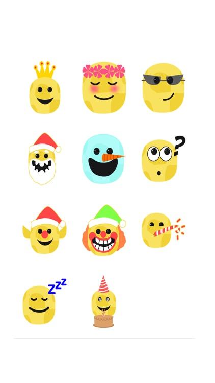 MojiMojo - Free Emoji Stickers screenshot-3