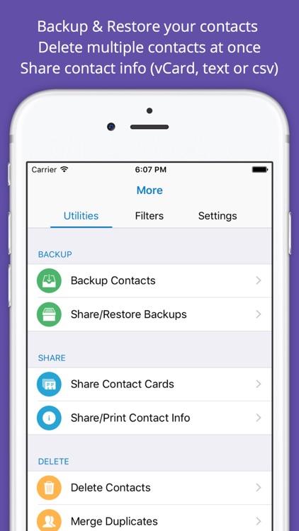 ContactsXL screenshot-3