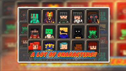 Superhero: Cube City Justiceのおすすめ画像5