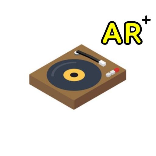 Record Player AR