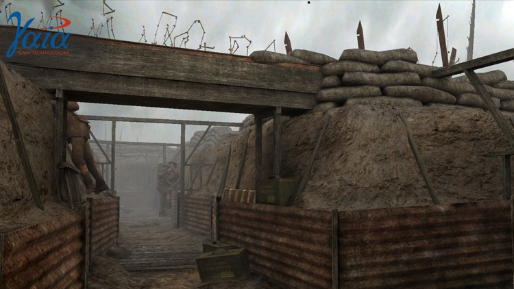 WW1 Trenches VR
